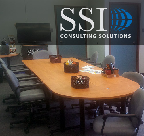 SSI Consulting Boardroom, Nova Scotia Office