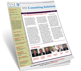 SSI Consulting Solutions Newsletter